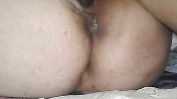 Indian wifey banging home