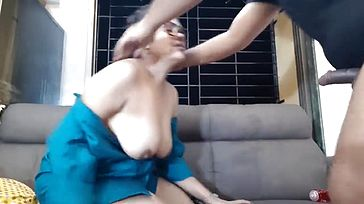 Karisma - S4 E1 - Big boobed Indian Bhabhi Romps Lusty Devar and Gets a Cumshot