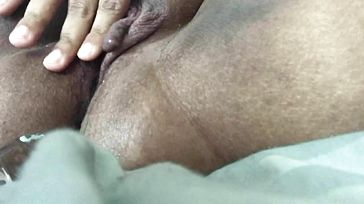Ice Cube In Super hot Wet Indian Plumper Nubile Labia