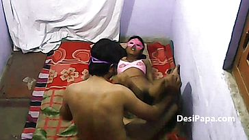 Desi Indian School Duo Fantasy Intercourse Filmed By Hiddencam