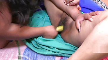 Indian Sapphic Bhabhi And Young Dame Hindi Lovemaking