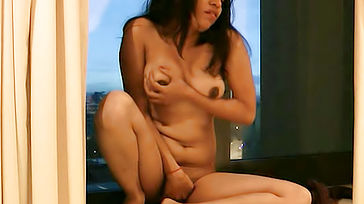 KAVYA IN BEDROOM Masturbating