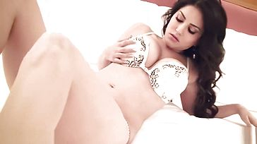 Sunny Leone in her most gorgeous underwear here!