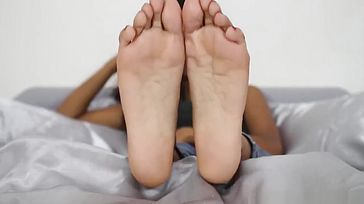 Indian Feet two