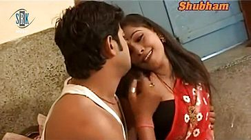 Spouse Seducing His Bhojpuri Steamy Wife For Sex