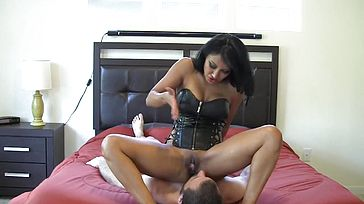 Astounding female domination