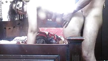 INDIAN Couple Hard core Bang out SONIA BHABHI Pounded IN Rear end Fashion