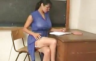Rukhsana instructor Have fun With Her Thick melons