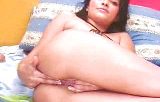 Cam with Indian ultra cutie - white hot snatch And wazoo Taunting