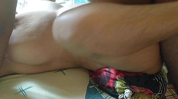 Plumper stretch broad frigged and then smashed desi indian bhabhi