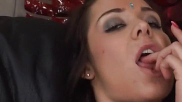 Outstanding adult movie star Beverly Hills in super naughty Indian, Popshots hard core sequence