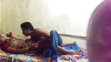 Bangla Timid girlfriend Bap gargle And slit Eat