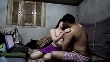 Indian Girlfriend and Boyfriend Lovemaking