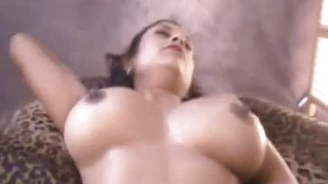 Mind blowing Indian Cougar taunt her Paramour