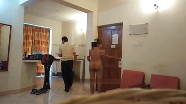 Desi indian wifey downright nude apartment service