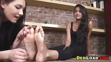 Gorgeous Indian soles Adored