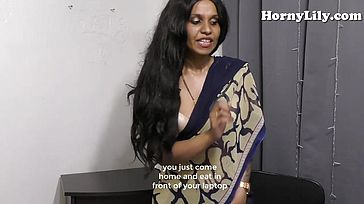 Indian Mummy Restroom Sub Son in law (English subs) Tamil Pov